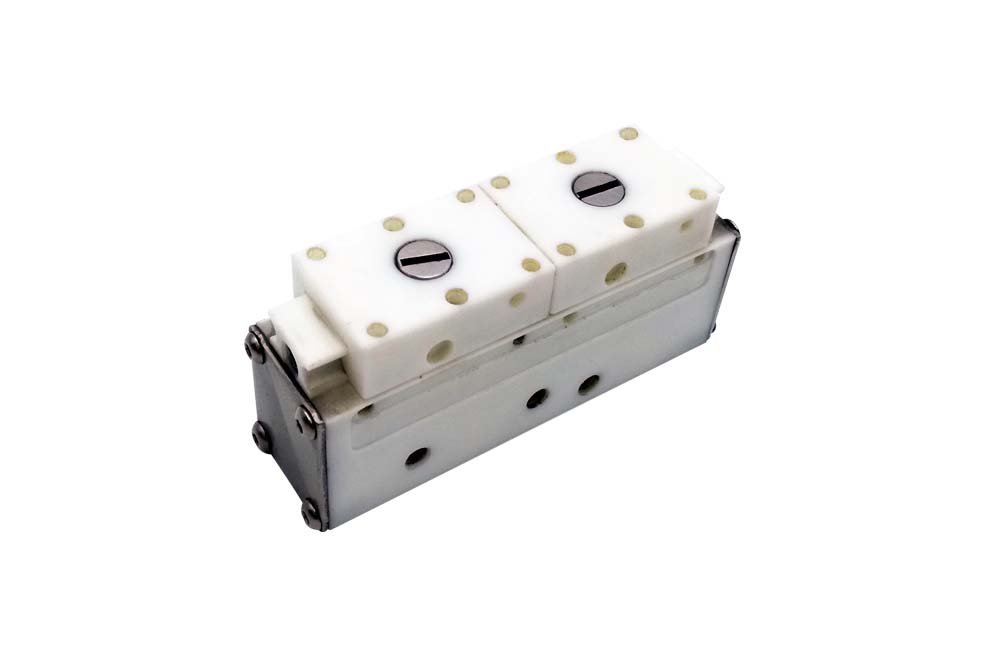 Pinze pneumatiche parallele 2 griffe MAGNUM 2-finger parallel grippers