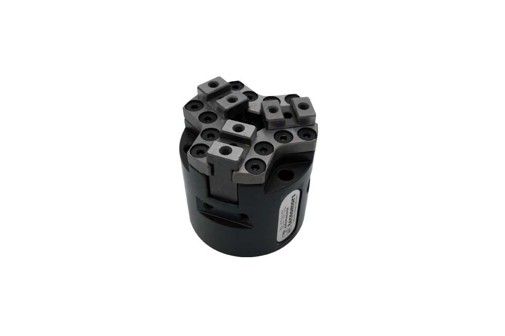Pinza parallela a 3 griffe di dimensioni ridotte_Small 3-finger parallel gripper
