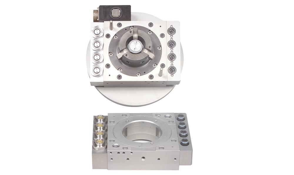 Dispositivo di accoppiamento automatico_Automatic docking system